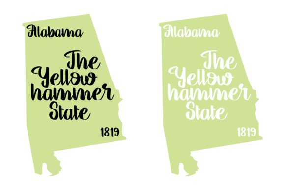 Download Free Alabama State Nickname Svg Png Eps Grafik Von Studio 26 for Cricut Explore, Silhouette and other cutting machines.