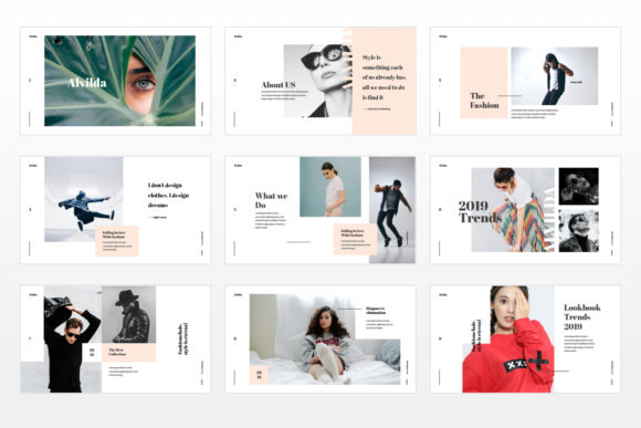 Alvilda Powerpoint Template Graphic By qohhaarqhaz Image 2