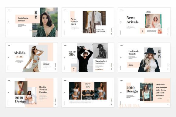 Alvilda Powerpoint Template Graphic By qohhaarqhaz Image 3