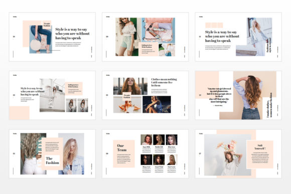 Alvilda Powerpoint Template Graphic By qohhaarqhaz Image 4