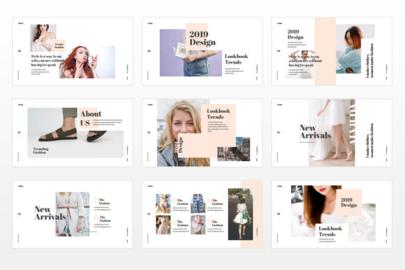 Alvilda Powerpoint Template Graphic By qohhaarqhaz Image 5