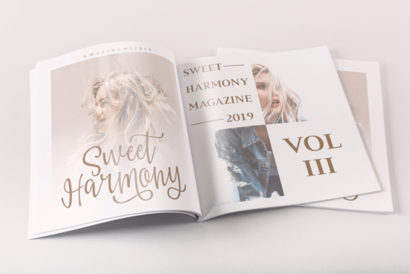 Print on Demand: Amazing Mother Script & Handwritten Font By Situjuh - Image 3