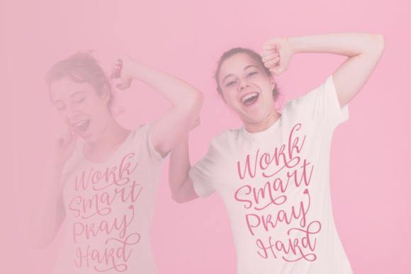 Print on Demand: Amazing Mother Script & Handwritten Font By Situjuh - Image 4