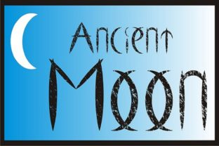 Ancient Moon Font By Gustavo Lucero