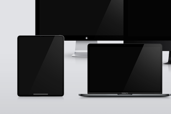 Apple Devices Mockups Bundle Graphic Product Mockups By unio.creativesolutions - Image 2