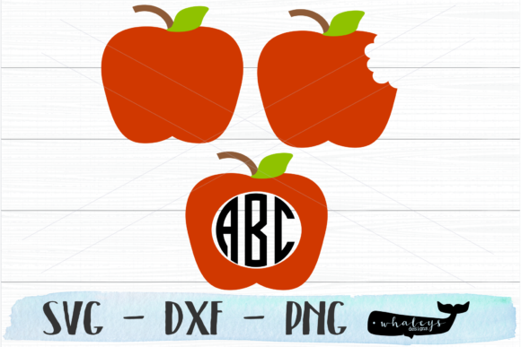 Download Free Apple Teacher Grafico Por Whaleysdesigns Creative Fabrica for Cricut Explore, Silhouette and other cutting machines.
