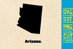 Download Free Arizona State Arizona Vector Usa Graphic By Svgyeahyouknowme for Cricut Explore, Silhouette and other cutting machines.