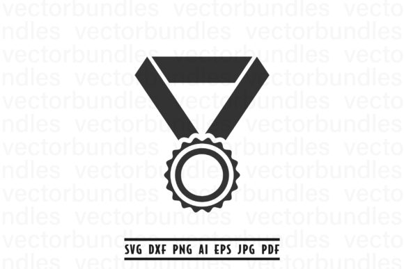 Award Badge Clip Art Graphic By Vectorbundles Creative Fabrica