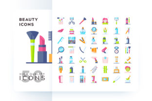 BEAUTY ICON Graphic By Goodware.Std