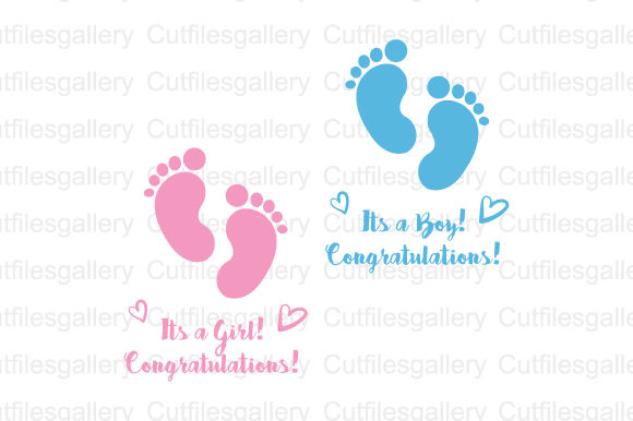 Download Free Baby Feet Graphic By Cutfilesgallery Creative Fabrica for Cricut Explore, Silhouette and other cutting machines.