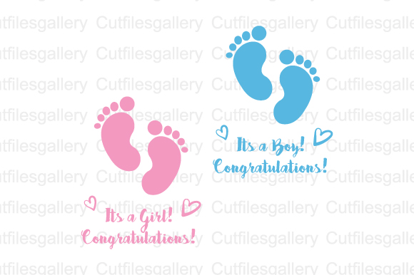 Baby Feet Graphic By Cutfilesgallery Creative Fabrica