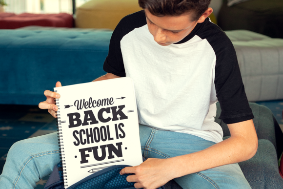 Back to School SVG Bundle Graphic Crafts By Craft-N-Cuts - Image 2