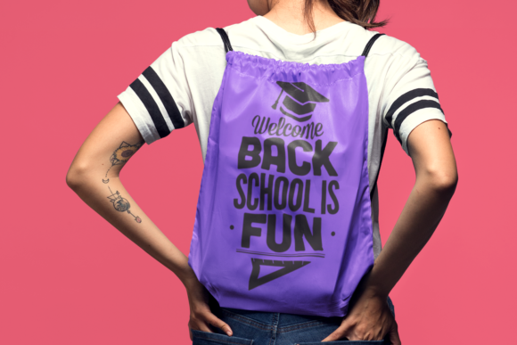 Back to School SVG Bundle Graphic Crafts By Craft-N-Cuts - Image 5