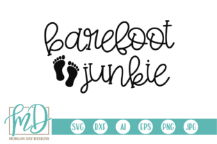 Print on Demand: Barefoot Junkie Graphic Crafts By Morgan Day Designs