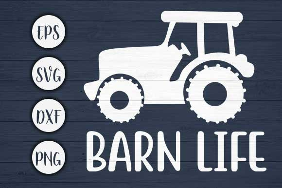 Download Free Barn Life Farm Svg Cut File Graphic By Creativeart Creative for Cricut Explore, Silhouette and other cutting machines.