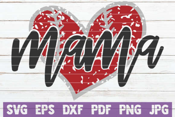 Download Free Baseball Mama Svg Cut File Creative Fabrica for Cricut Explore, Silhouette and other cutting machines.