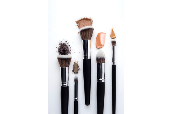Beauty Brushes Graphic Beauty & Fashion By Sasha_Brazhnik - Image 1