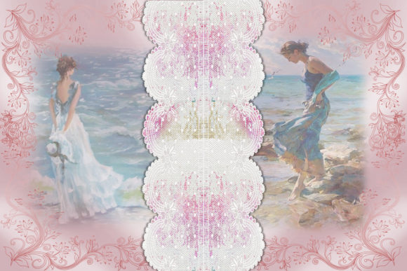 Beauty on the Beach Backgrounds