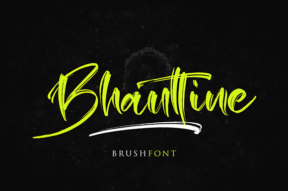 Print on Demand: Bhauttine Script & Handwritten Font By missinklab