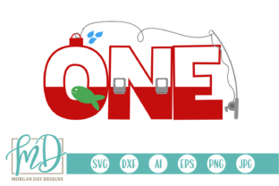 Download Free Big One Svg Graphic By Morgan Day Designs Creative Fabrica for Cricut Explore, Silhouette and other cutting machines.
