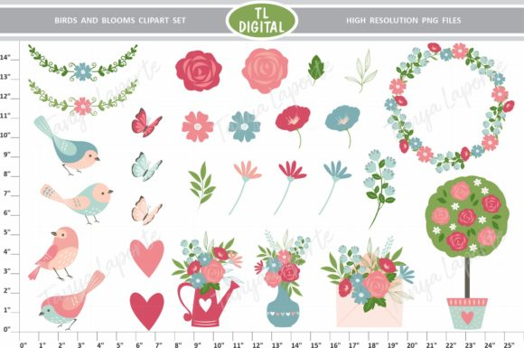 Tropical Christmas Clipart 28 Designs Graphic By Tl Digital Creative Fabrica