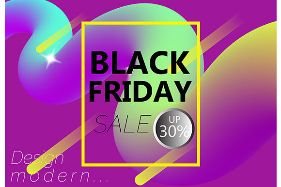 Black Friday Background Vector ,template Graphic By rohmar