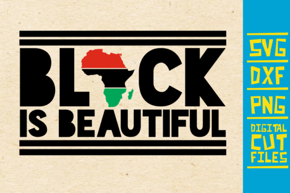 Download Free Black Is Beautiful Svg Africa Woman Graphic By SVG Cut Files