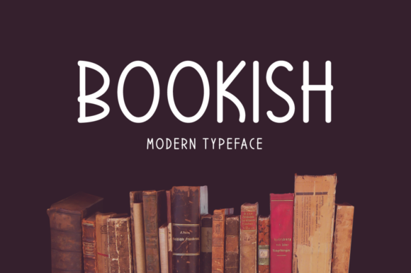 Print on Demand: Bookish Script & Handwritten Font By FontEden