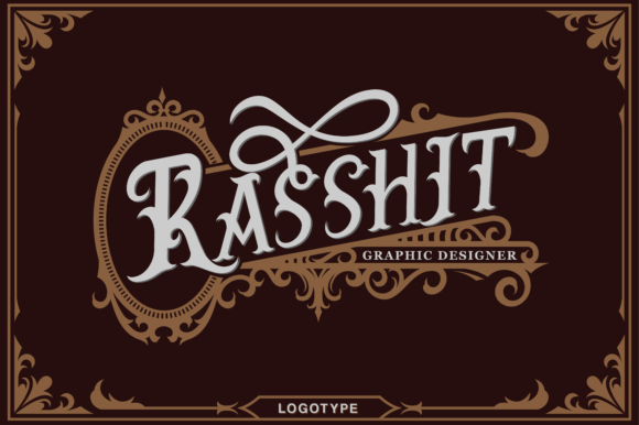 Print on Demand: Brave Display Font By Rasshit.dsgn - Image 5