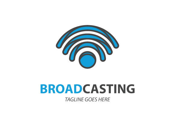Broadcasting Logo Templates Graphic Logos By namsore