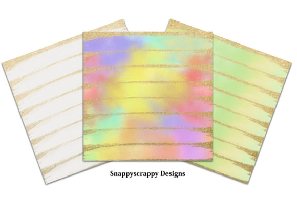 Brush Strokes Background Papers Graphic By Snappyscrappy Image 2