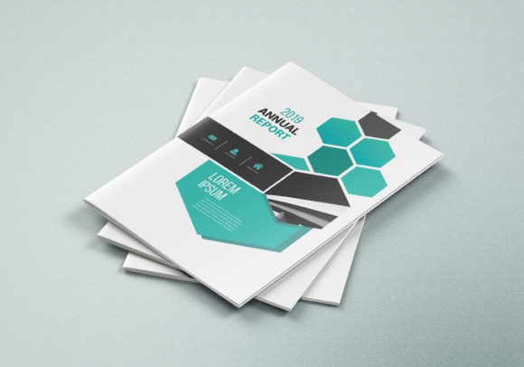 Download Free Business Brochure Template 02 Graphic By Awesome Templates Creative Fabrica SVG Cut Files
