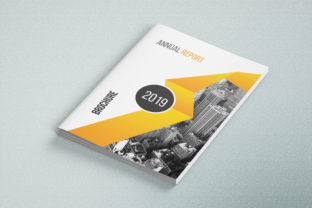 Business Brochure Template 03 Graphic By Awesome Templates