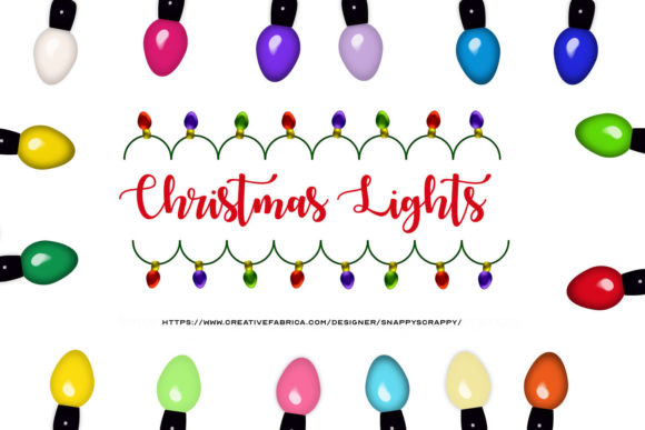 Christmas Lights Images Clip Art.Christmas Lights Clipart