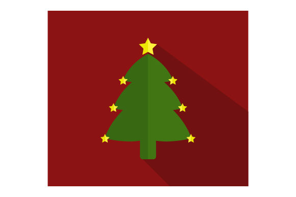Download Free Christmas Tree Icon Graphic By Marco Livolsi2014 Creative Fabrica for Cricut Explore, Silhouette and other cutting machines.