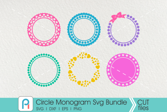 Download Free Frame Monogram Graphic By Pinoyartkreatib Creative Fabrica for Cricut Explore, Silhouette and other cutting machines.