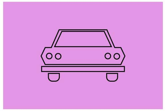 Download Free Classic Car Icon In Line Style Vector Graphic By Hoeda80 for Cricut Explore, Silhouette and other cutting machines.