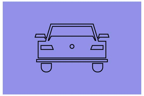 Download Free Classic Car Icon Vector Graphic By Hoeda80 Creative Fabrica for Cricut Explore, Silhouette and other cutting machines.