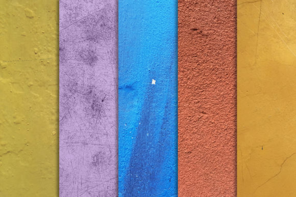 Color Wall Textures X 10