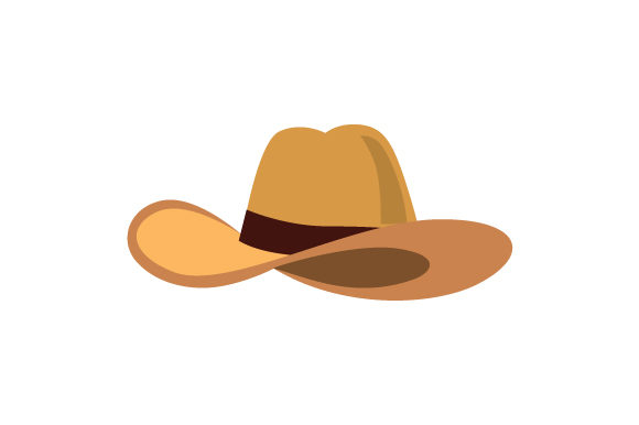 Download Free Cowboy Hat Svg Cut File By Creative Fabrica Crafts Creative SVG Cut Files
