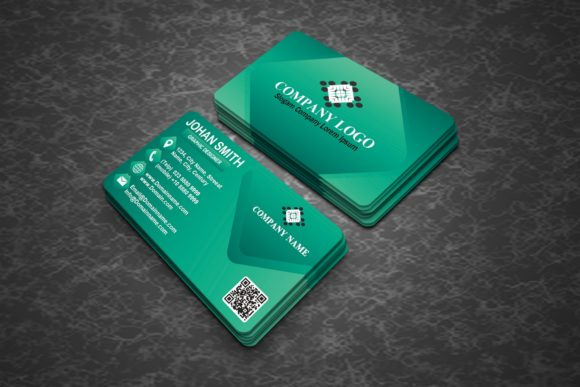 Creative Business Cards Template Graphic By Polahdesign Creative