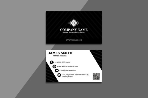 Download Free Creative Business Cards Grafico Por Polahdesign Creative Fabrica for Cricut Explore, Silhouette and other cutting machines.