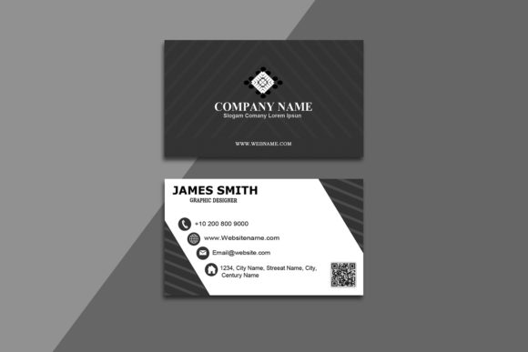 Creative Business Cards Graphic By polahdesign