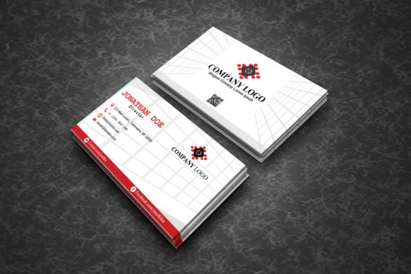 Creative Business Cards Template Graphic By polahdesign