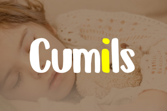 Print on Demand: Cumils Script & Handwritten Font By da_only_aan