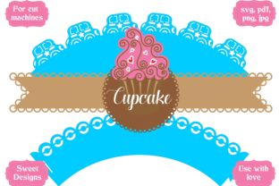 Download Free Cupcake Wrapper Cars Graphic By Jgalluccio Creative Fabrica for Cricut Explore, Silhouette and other cutting machines.