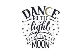 Dance by the Light of the Moon Craft Design By Creative Fabrica Crafts