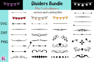 Dividers Bundle Graphic By Karen J
