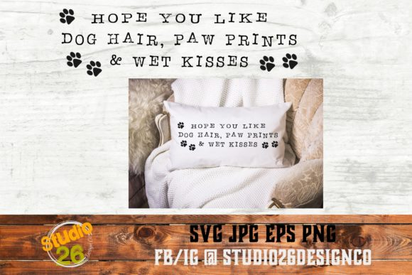 Download Free Dog Quote 3 Files Graphic By Studio 26 Design Co Creative for Cricut Explore, Silhouette and other cutting machines.