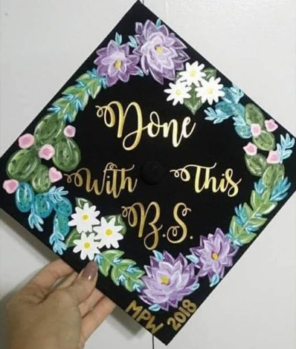 Download Free How To Design A Personalized Graduation Cap Creative Fabrica for Cricut Explore, Silhouette and other cutting machines.